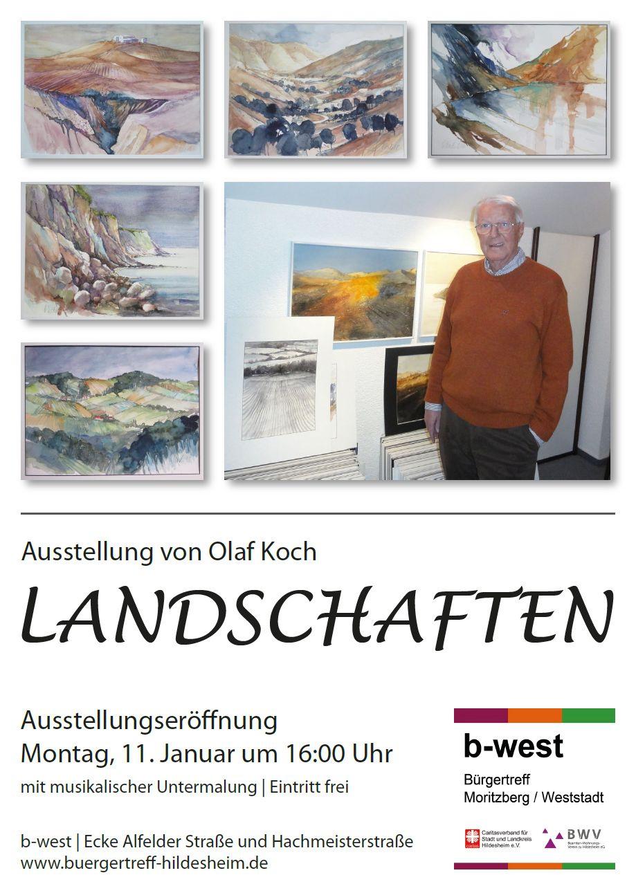 Plakat Olaf Koch